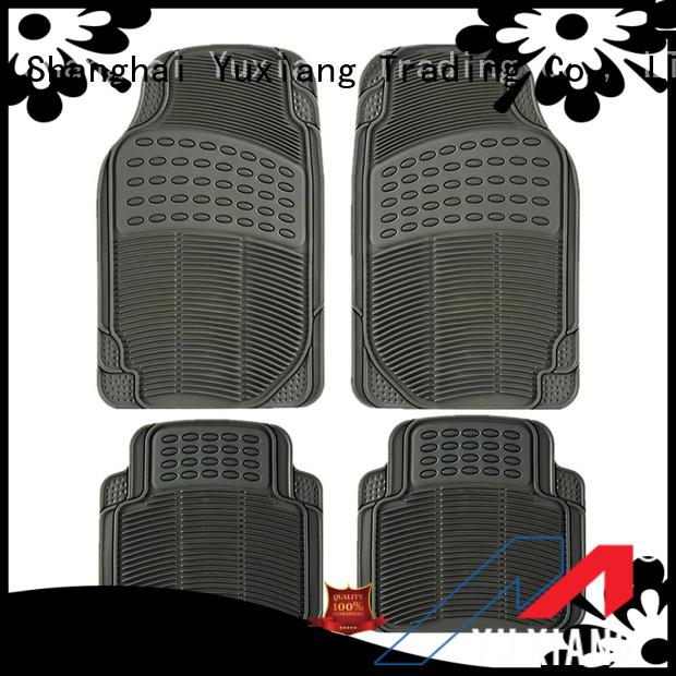Yuxiang waterproof car floor mats manufacturers for truck