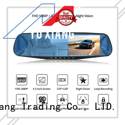 New car event data recorder company for car
