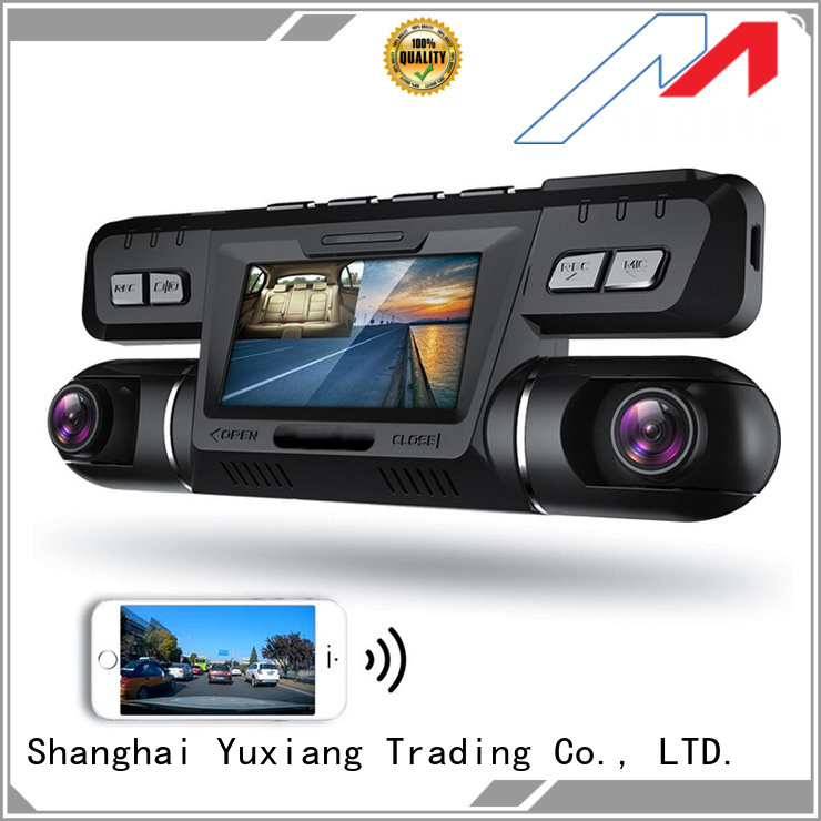 Yuxiang Custom car black box camera Supply for car